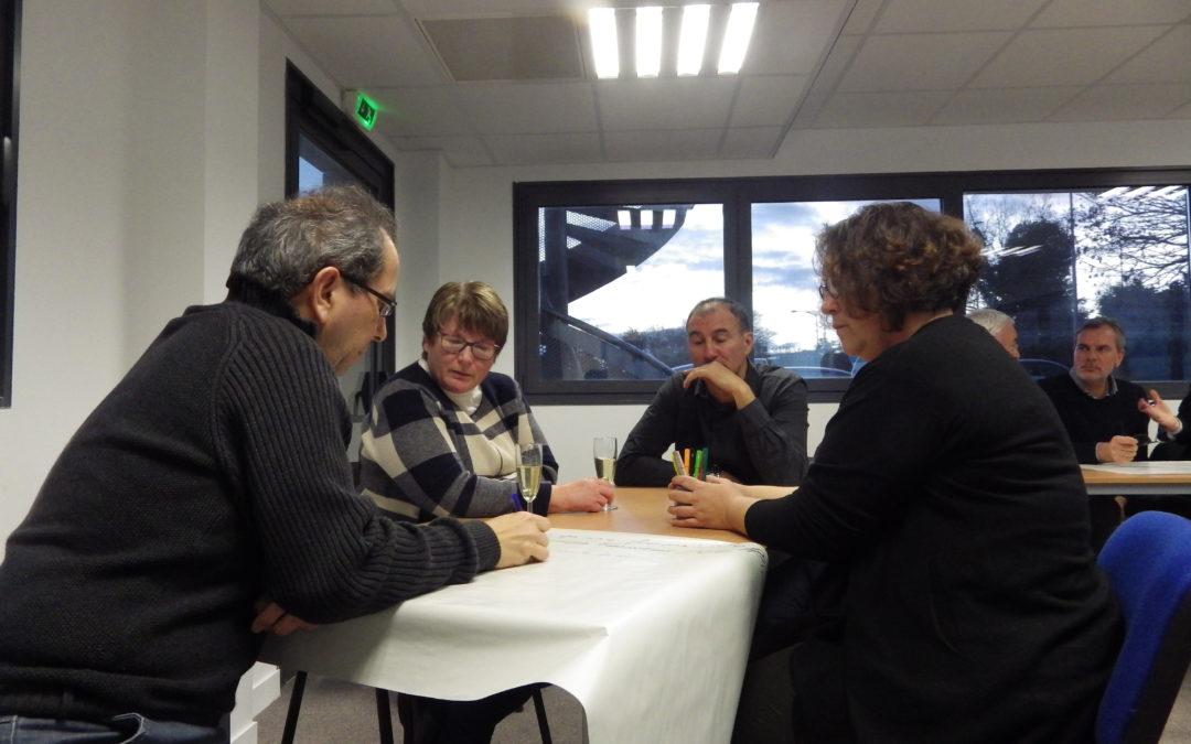 World Café : Qu'est-ce qu'une formation réussie et efficace ?